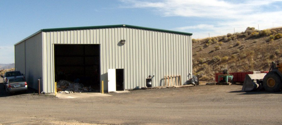 DeLong Recycling Center, Winnemucca